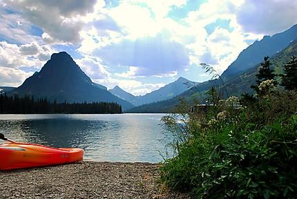 Lac de Two Medicine