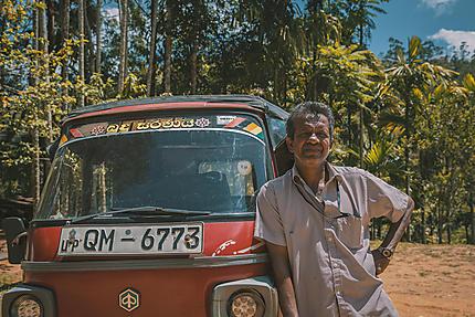 Tuktuk tout terrain