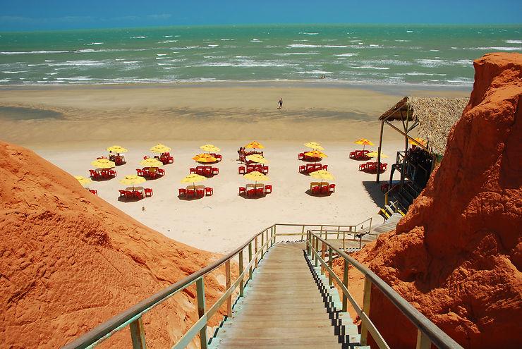 Le littoral du Ceara et du Maranhão