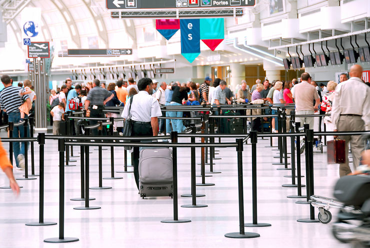 Aérien - No show : si vous n'effectuez pas le vol aller, le retour est annulé