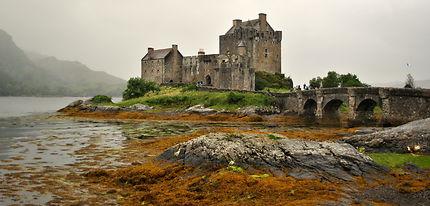Château D'Eilean Donan Castle à Kinlochewe