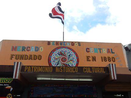 Mercado à San José