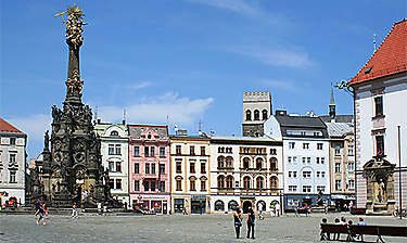 Olomouc (Moravie)