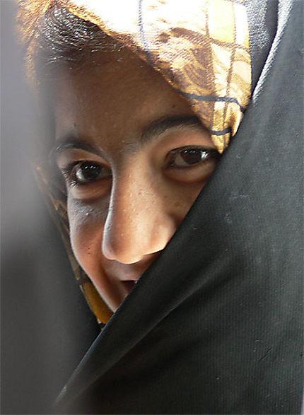 Jeune fille à Yazd