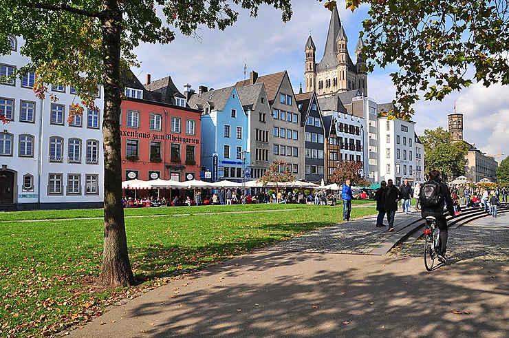 Cologne, culturelle et festive