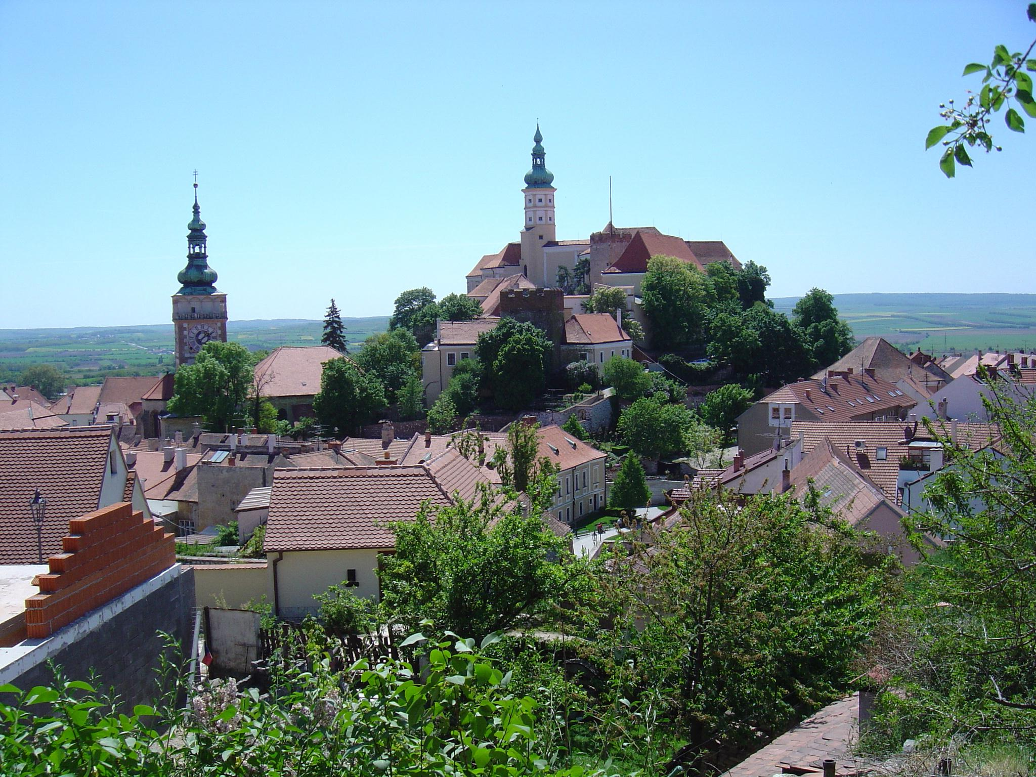 Mikulov - République tchèque