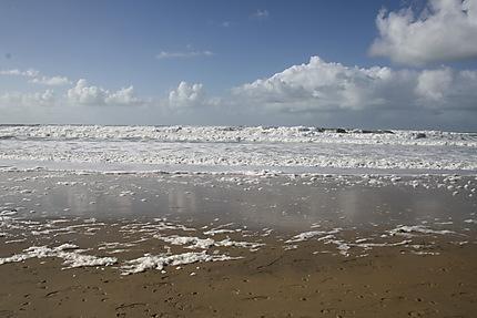 L'océan nous ouvre ses bras