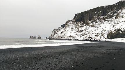 Vík í Mýrdal, ISLANDE