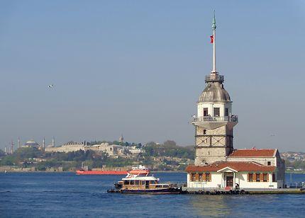 Istanbul - Topkapı et Sainte-Sophie au loin