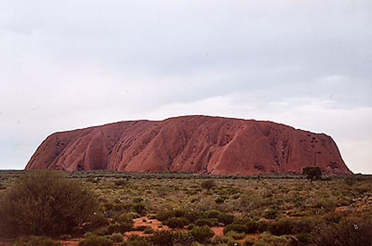 Alice Springs, Yulara et Mutitjulu