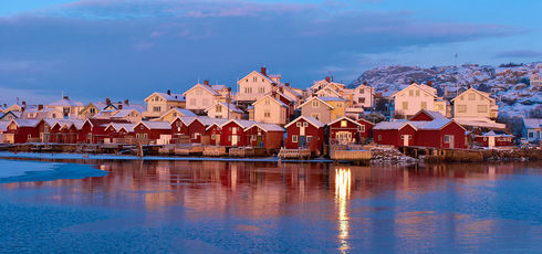 Suède : Noël magique à Göteborg et sur la côte ouest - Jonas Ingman / imagebank.sweden.se