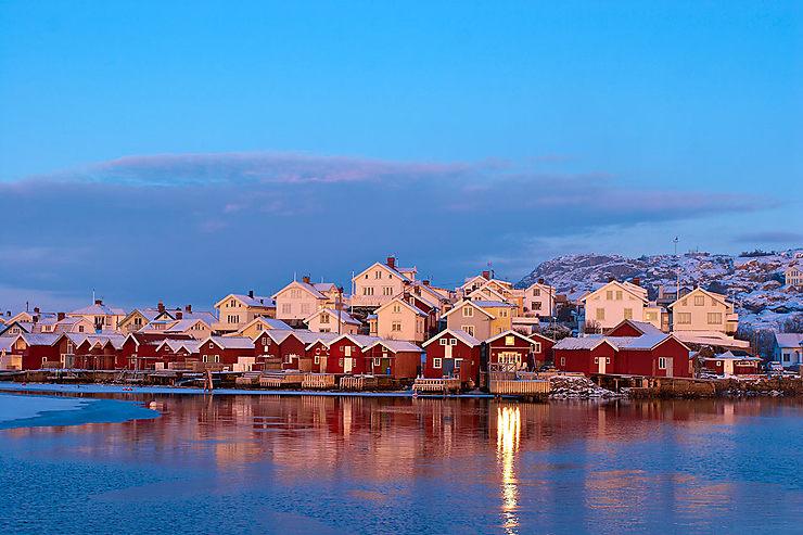 Noël magique à Göteborg et sur la côte ouest de la Suède