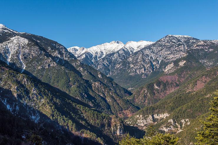 Grèce : le mont Olympe et les grands sites de la Macédoine