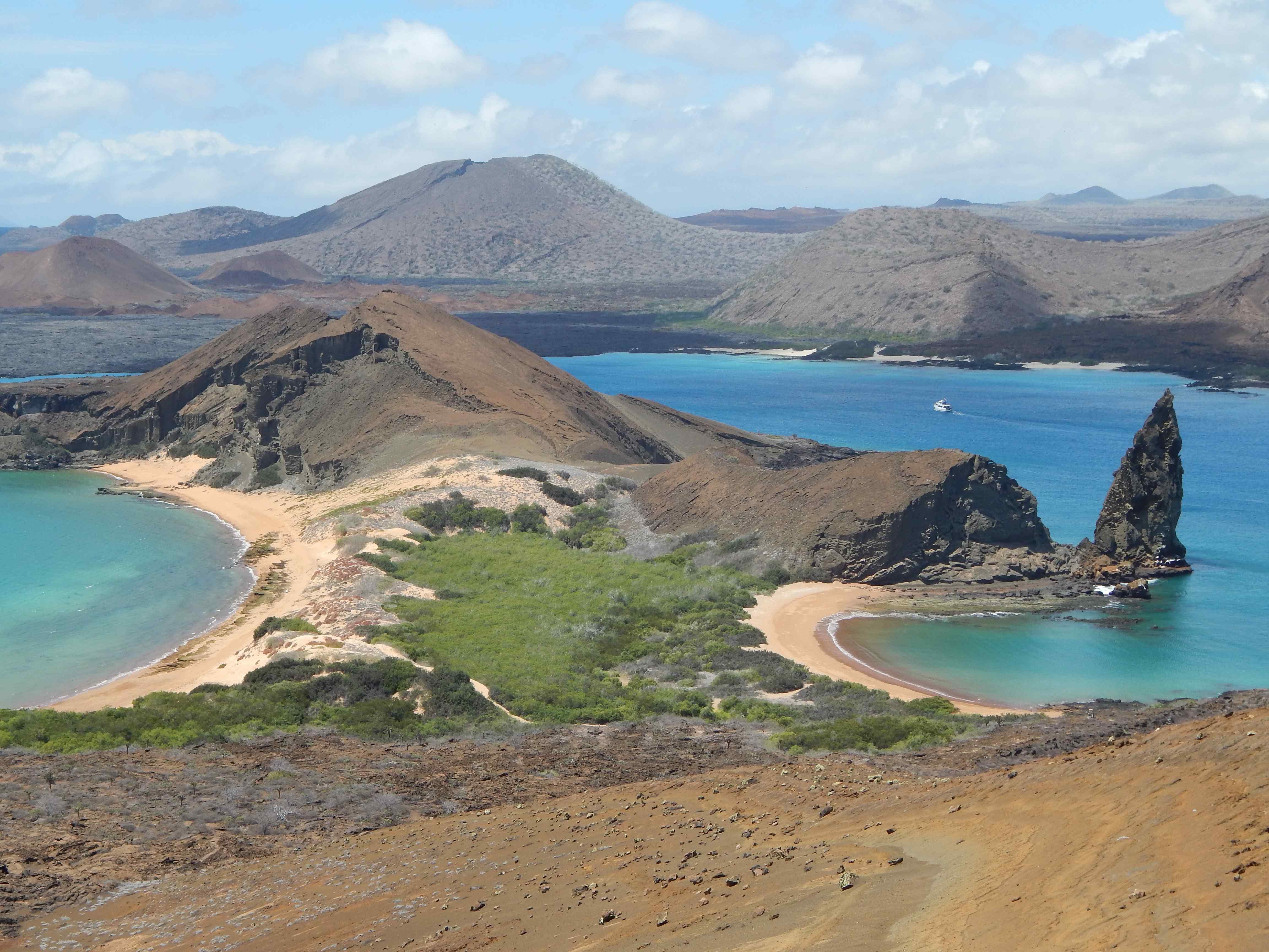Isla Bartolomé - Îles Galápagos