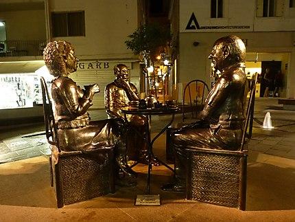 Statues a sliema