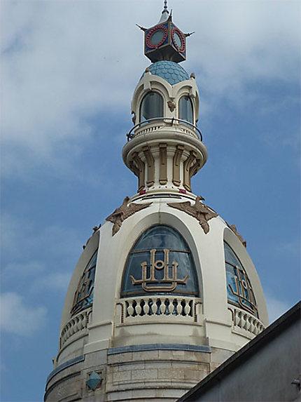 La tour Lu