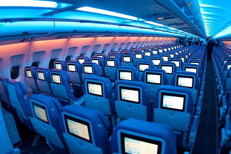 Aérien - Un site web qui aide à choisir le bon siège dans l'avion