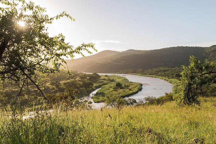 La réserve d'Hluhluwe-Umfolozi, royaume des rhinocéros