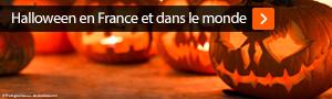 Halloween en France et dans le monde