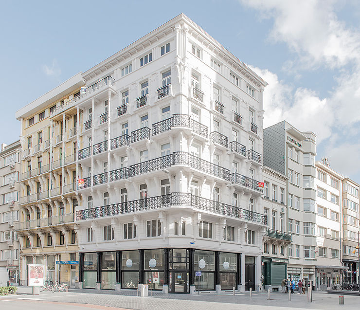 Belgique - Réouverture de la maison de James Ensor à Ostende