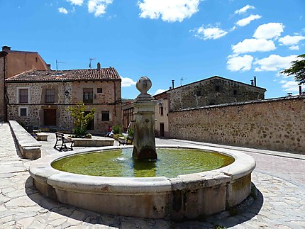 Siguenza - Fontaine
