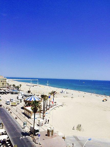 La beauté de la mer Méditerranée