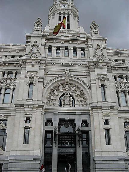 Hôtel-de-Ville de Madrid