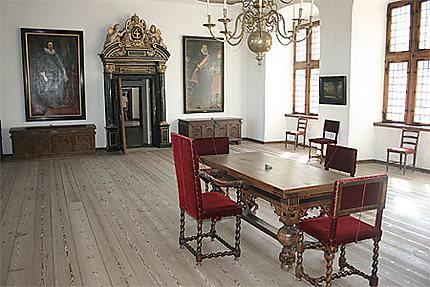 Salle du château de Kronborg