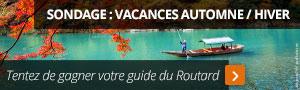 Sondage : Vacances Automne / Hiver