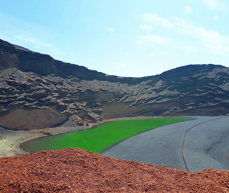 7 jours à Lanzarote au milieu des volcans