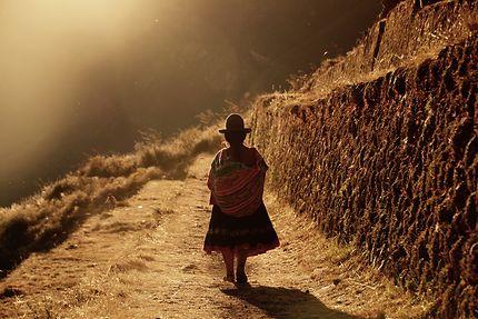 Randonnée au Pérou !