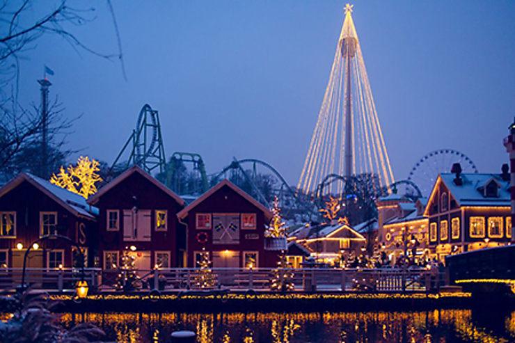 Deux mois de fêtes à Göteborg