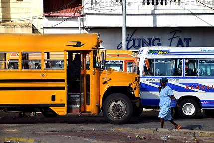 Transports à Paramaribo
