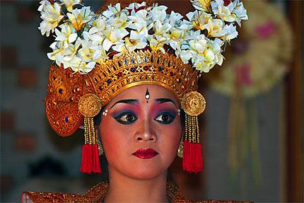 Danseuse Balinaise Barong