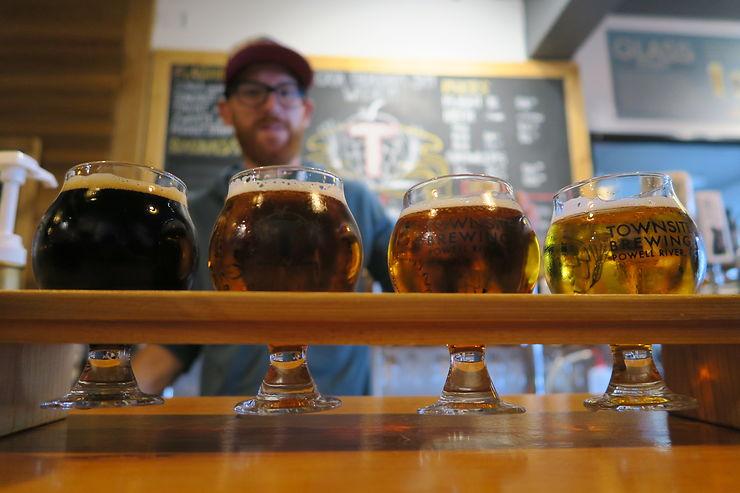 Canada - BC Ale Trail : sur les routes de la Bière dans l'Ouest canadien