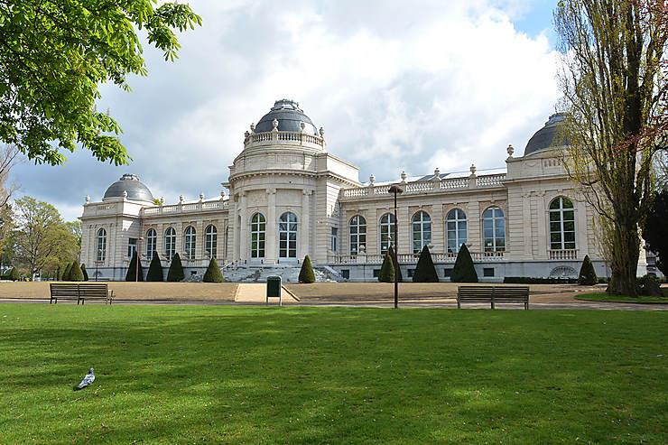 La Boverie : un nouveau musée à Liège