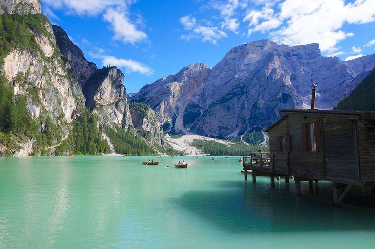 Roadtrip d'une semaine dans les Dolomites