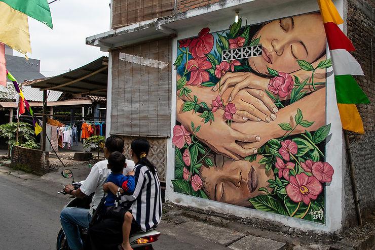 Yogyakarta : des traditions aux arts contemporains
