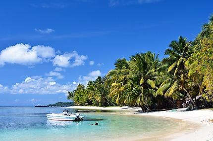 Ravoraha plage île Sainte Marie