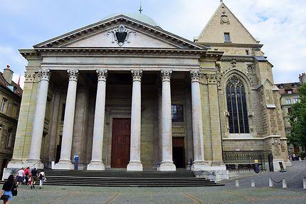 Cathédrale Saint Pierre à Genève