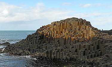 Giants' Causeway (Chaussée des<br>Géants) (Irlande du Nord)
