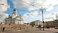 Helsinki et le sud de la Finlande