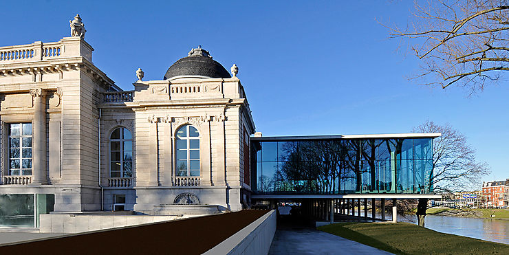 La métamorphose d'un bâtiment liégeois emblématique