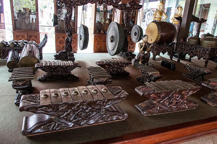 Les musées de Yogyakarta
