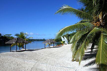 Port Vila - plage