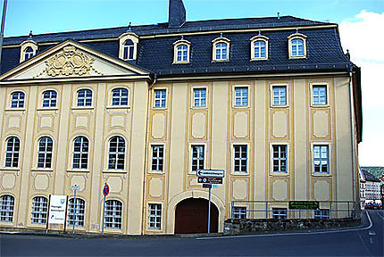 Le château de Heidecksburg