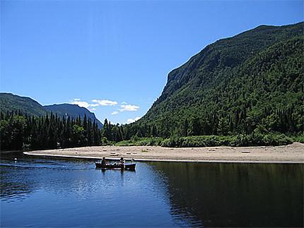 Parc national des Hautes-Gorges-de-la-Rivière-Malbaie - Secteur de l'Équerre
