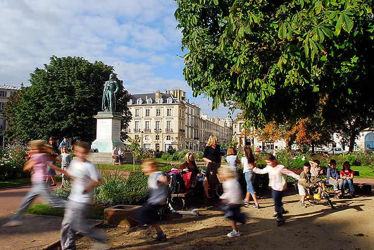 Versailles, au-delà du château