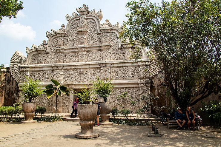 Le patrimoine du sultanat : le Kraton et Taman Sari