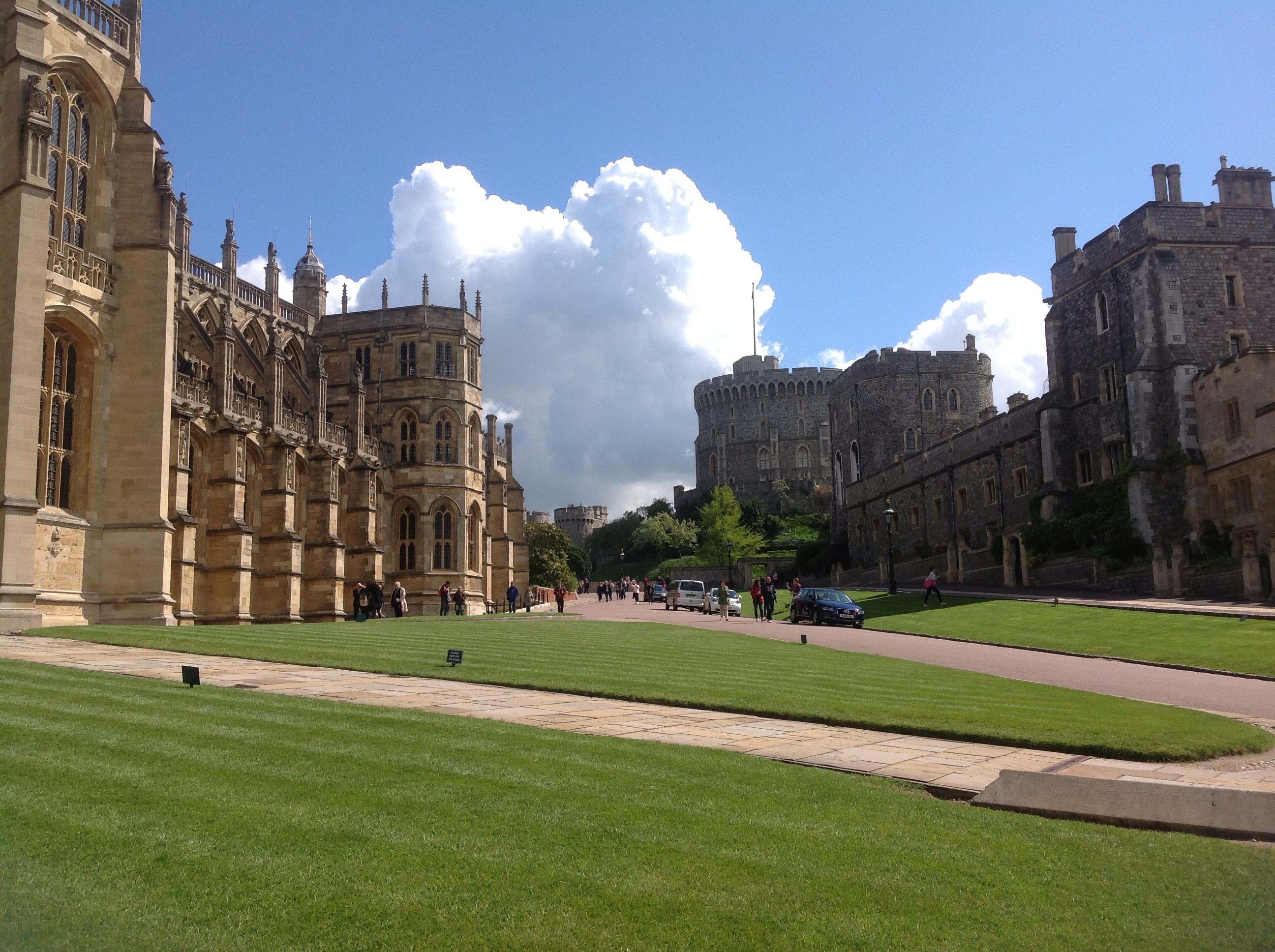 Château de Windsor - Angleterre
